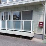 JR山陽本線庭瀬駅徒歩22分の南向き貸アパート